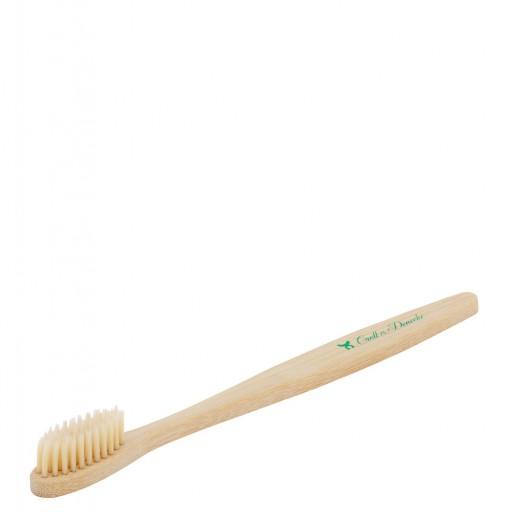 Zahnbürste Hochformat