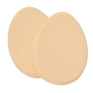 Kosmetikschwämme aus Latex, oval 6x8cm