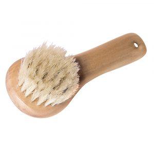 Gesichtsbürste Holz