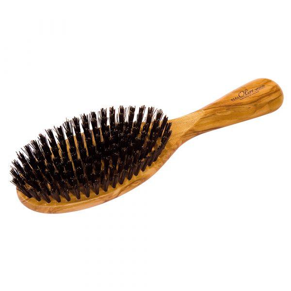 Haarbürste Olive groß