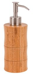 Soapdispenser, bamboo wood