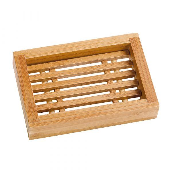 Bambus-Seifenschale
