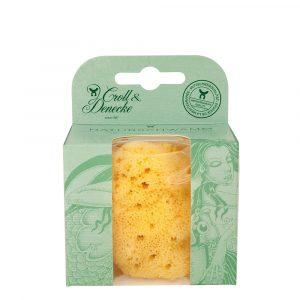 Silk Schwamm in Meerjungfrau-Verpackung, Größe S